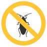 cockroach icon pest control