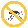 mosquito icon pest control